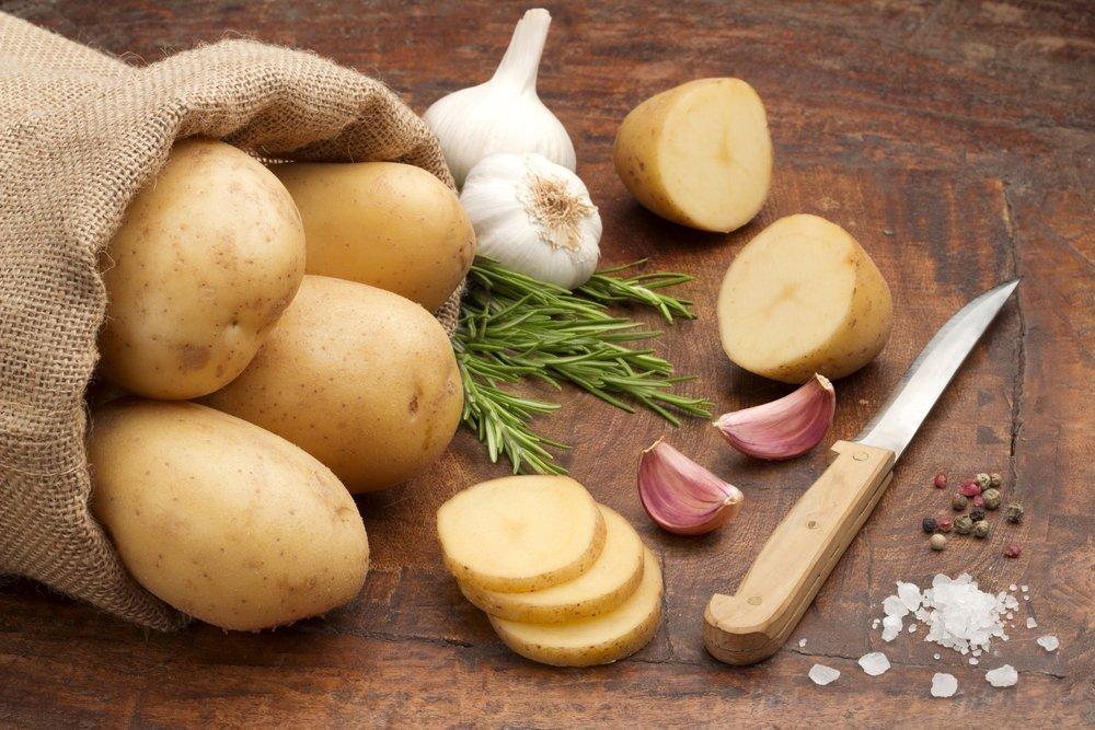 Мировая столица картофеля