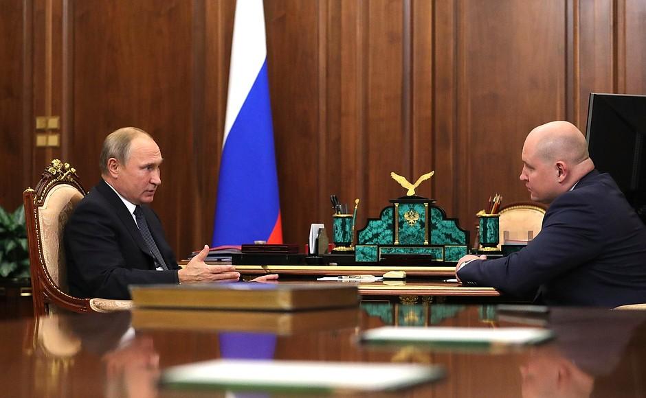 Кандидат Путина