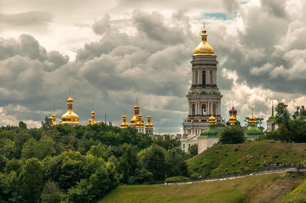 Религиозная война на Украине