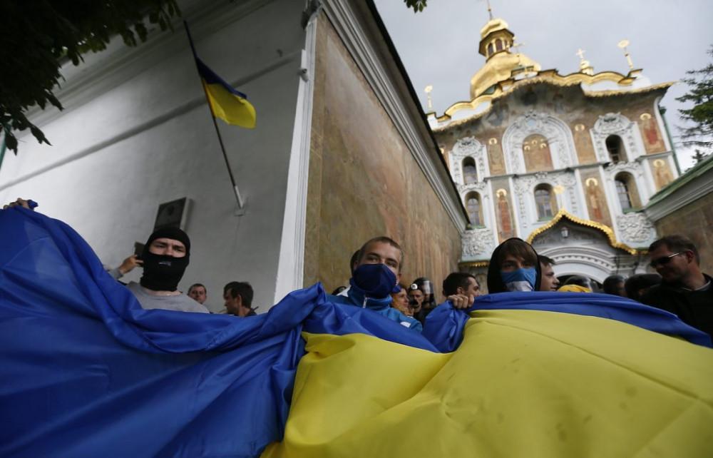 Раскол Украинской православной церкви