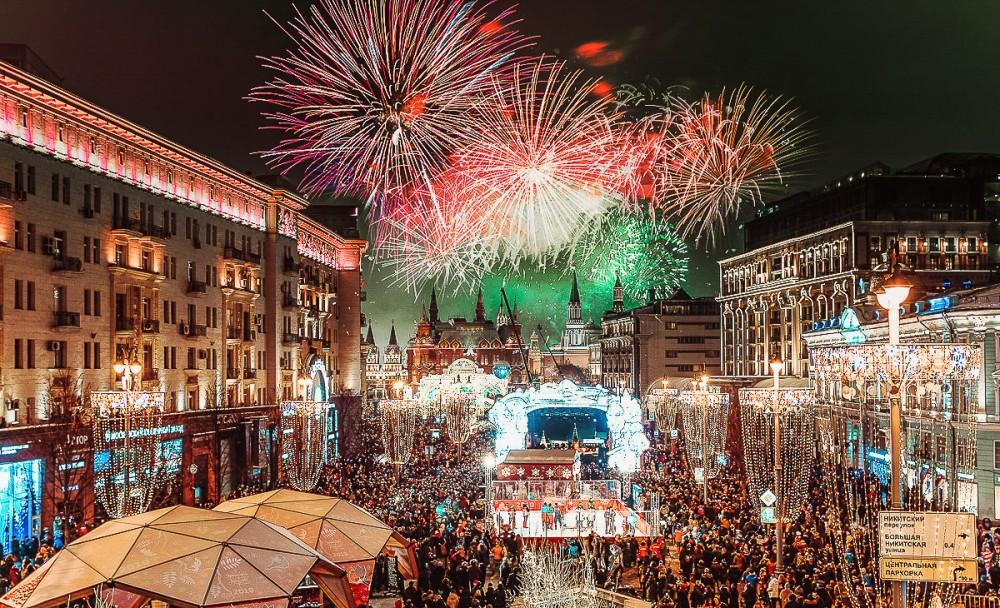 В Москве заняты все гостиницы