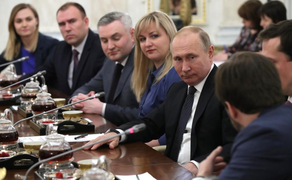 Как встретиться с Путиным