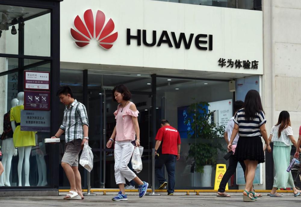 Война с Huawei