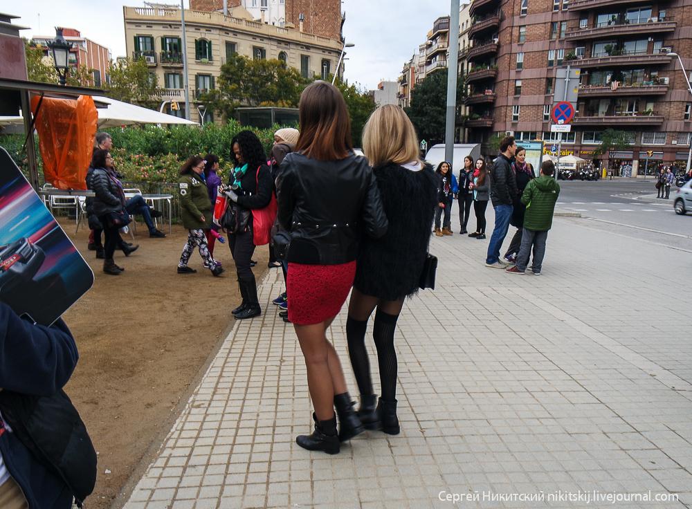 наши девки за границей фото