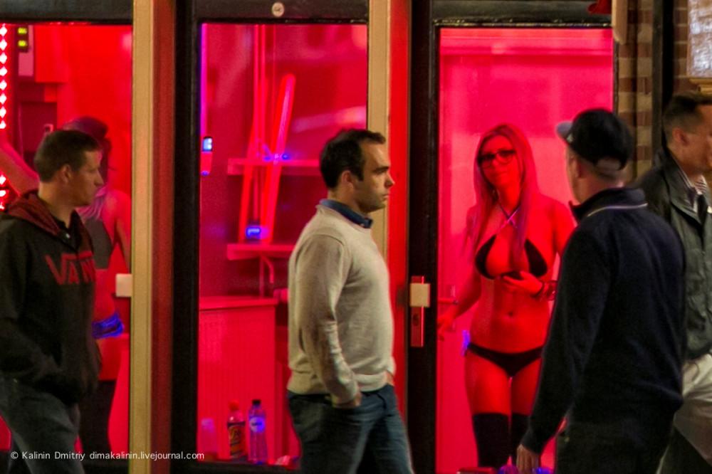 стоимость проституток на улица красных фонарей в амстердама