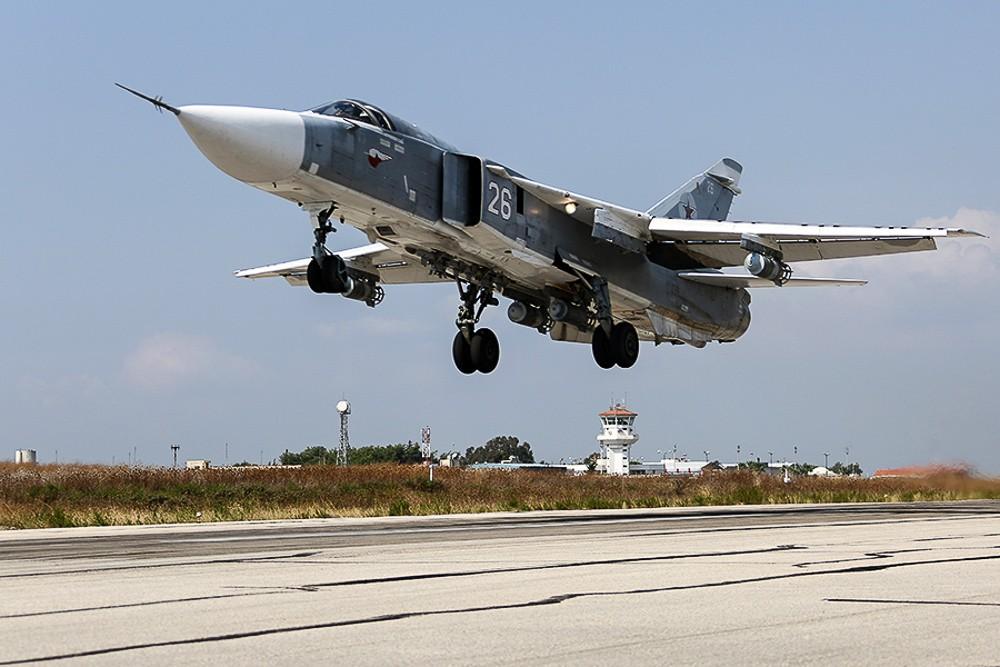 Причина атаки Турции на Су-24