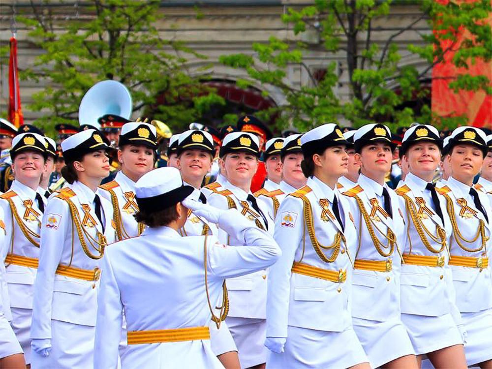 женская парадная форма нахимовцев фото