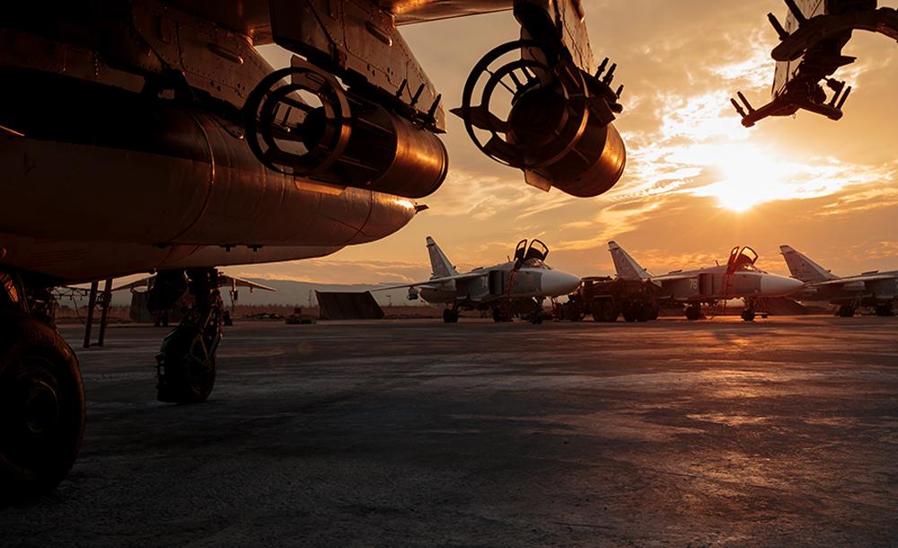 ИГИЛ уничтожил российскую базу в Сирии?!