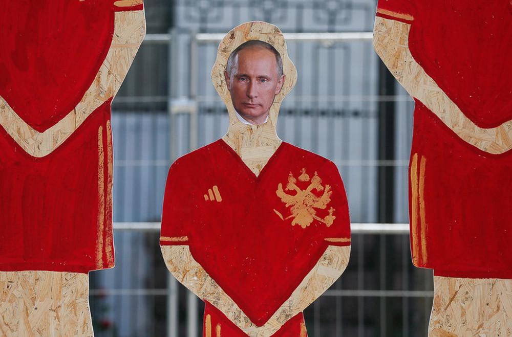 Украинцы хотят, чтобы в России не было футбола!