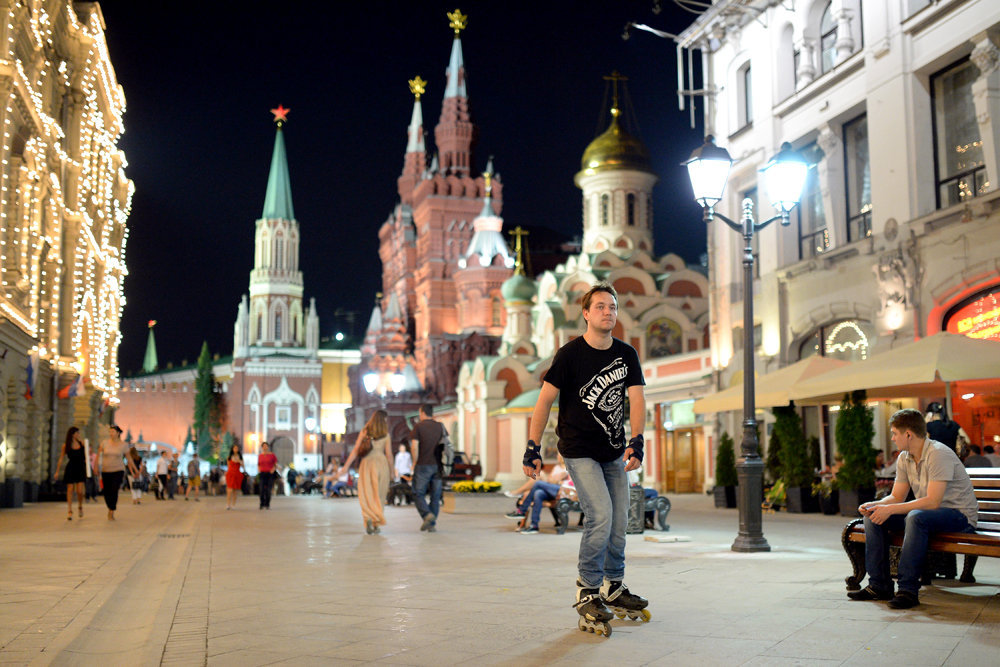 5 лет полного преображения Москвы