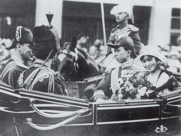 Кикуко, 6 июня 1930