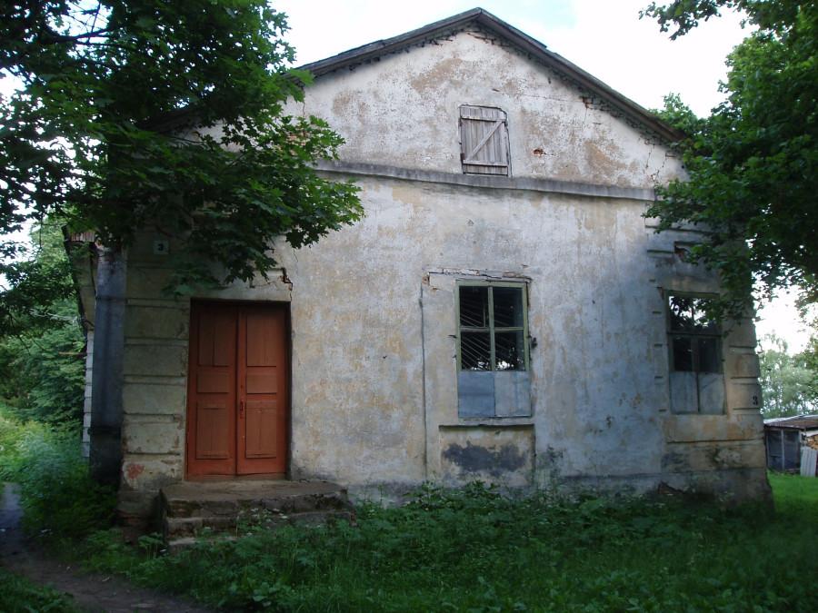 P1010050 - Кажется старая школа и бывшая церковь