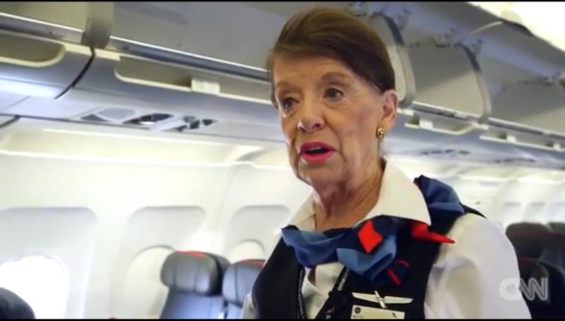 Фото страшной стюардессы фото 140-615
