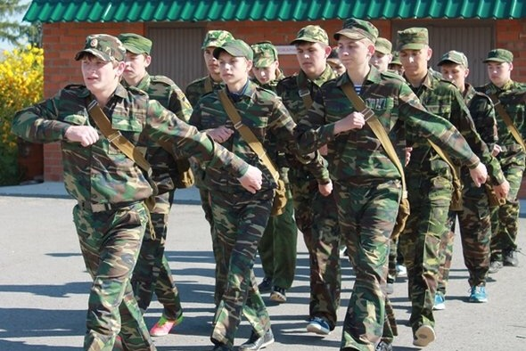 Почему ребёнок обязан подчиняться закону «О воинской обязанности»?!
