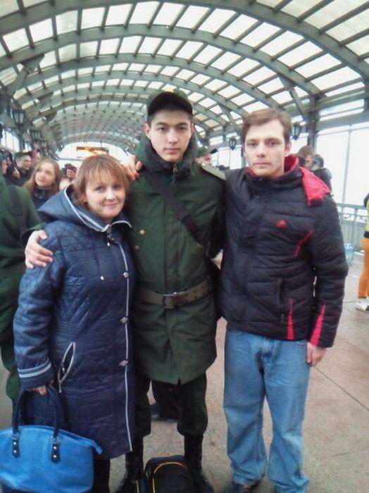Молодой сын уговорил маму в хорошем качестве 720 фотоография