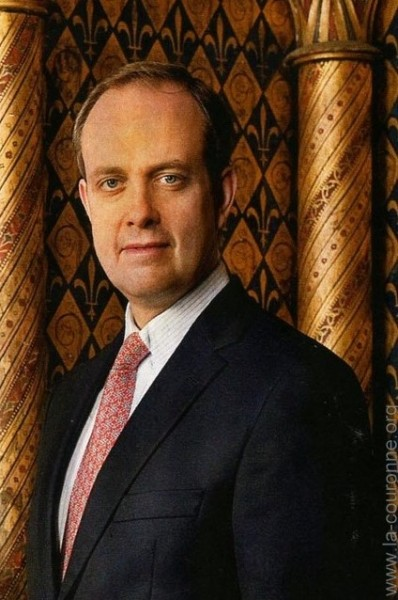 Принц Иоанн, Герцог Вандом 1.jpg
