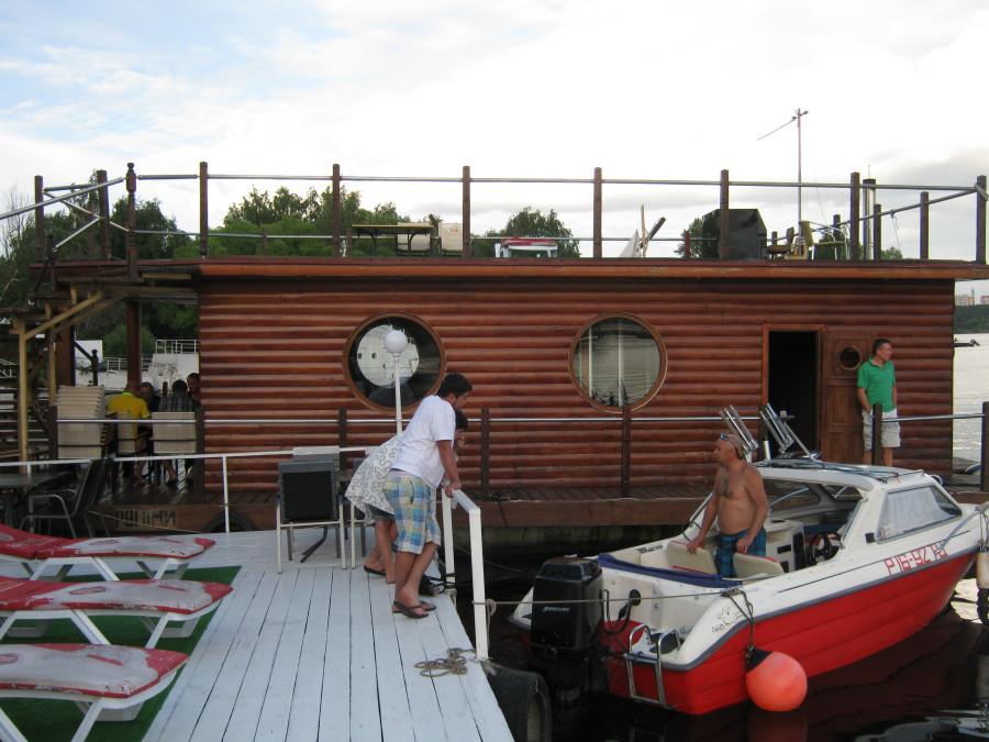 киш про лодку