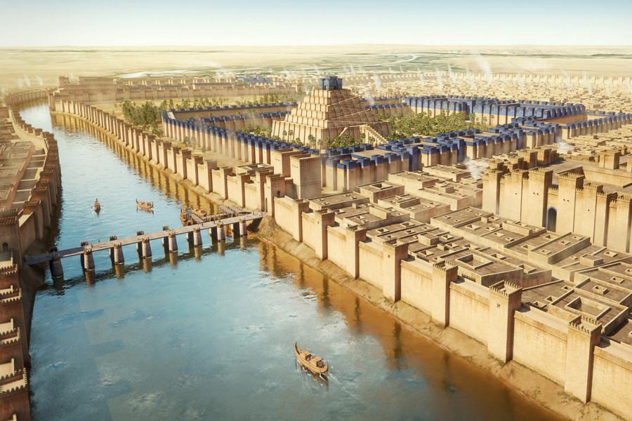 Вавилон Навуходоносора