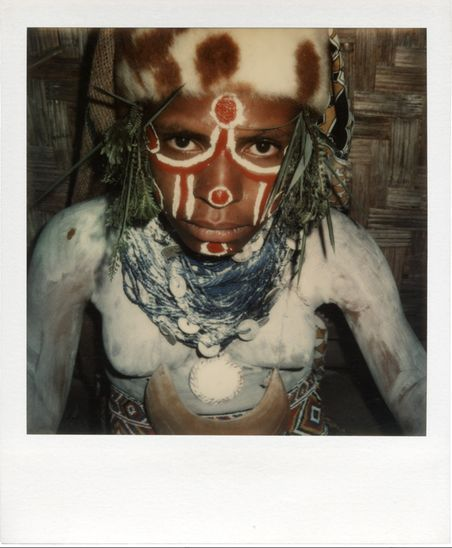 Дэвид Бейли и папуасы bailey-papua-1
