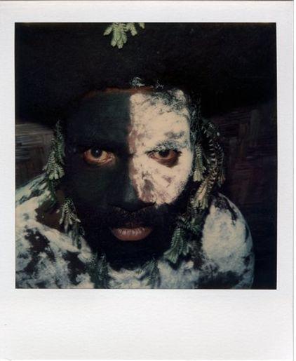 Дэвид Бейли и папуасы bailey-papua-4