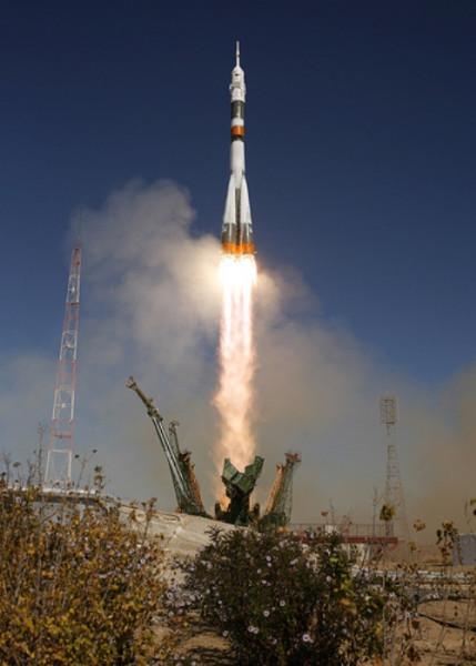 Soyuz-launch