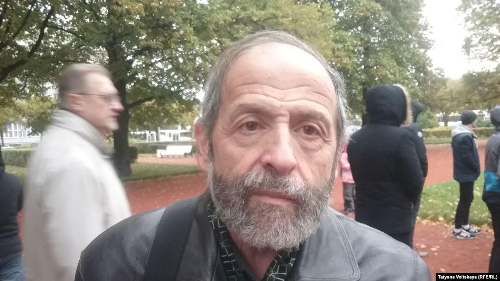 Депутат Борис Вишневский