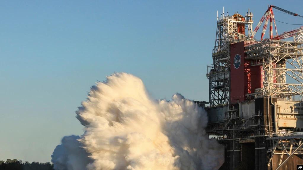 Испытания Space Launch System