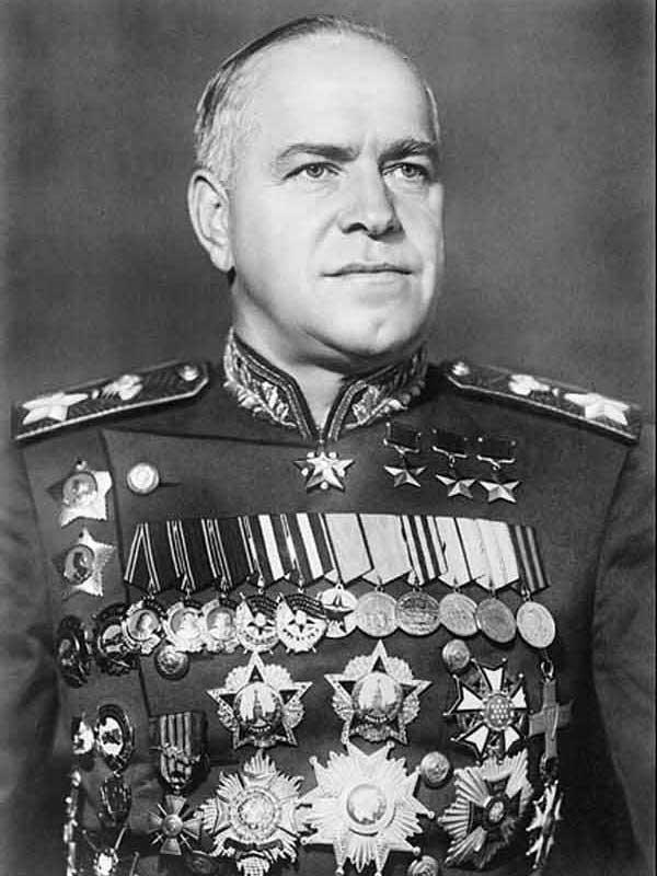 Жуков георгий Константинович 01.12.1896 - 18.06.1974