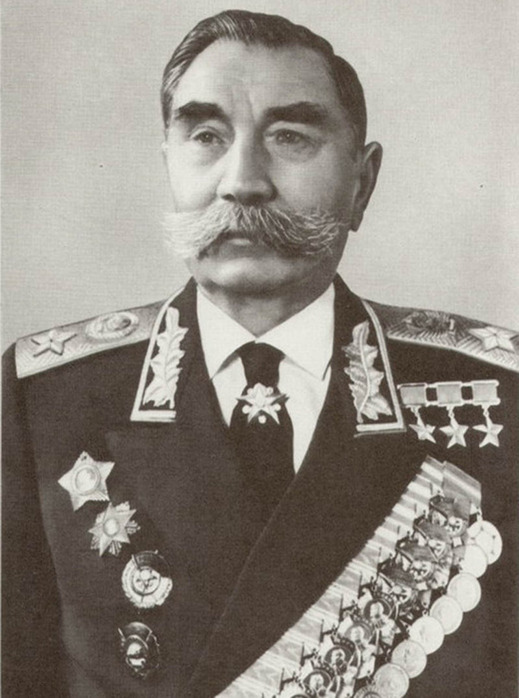 Будённый Семен Михайлович р. 13(25).04.1883 - 26 октября 1973