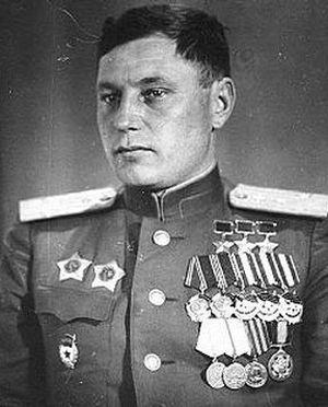 Покрышкин Александр Иванович (06.03.1913-13.11.1985)