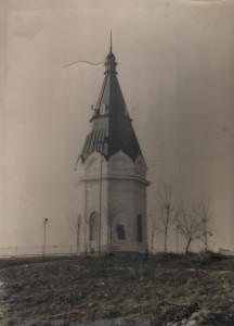 Красноярская часовня фото 1973 осень