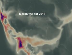 калифорнийский разломю