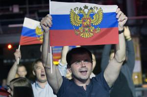 Россия болеет за всех