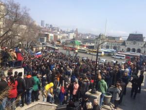владивосток 26 марта
