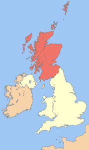 Шотландия_карта
