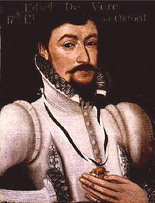 Шекспир_Эдуард де Вер граф Оксфорд