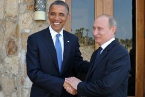 Сирия_Путин и Обама