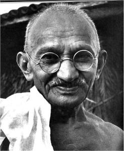Сирия_Махатма Ганди