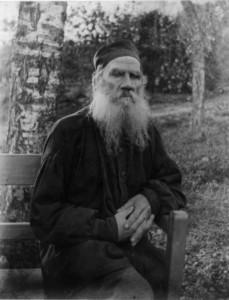 Лев Толстой_старец