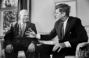 Хрущёв и Кеннеди