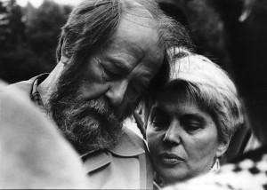 Солженицын и жена_2