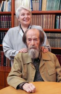 Солженицын и жена_4