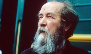 Солженицын возвращение