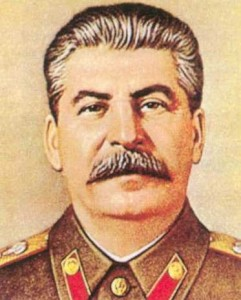 Сталин_генералисимус