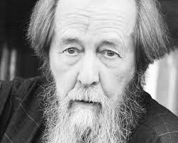 Писатели_Солженицын