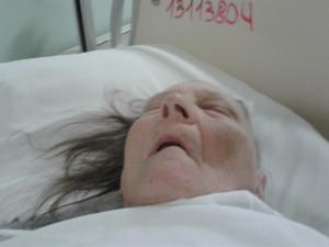 Больница_бабушка умер