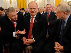 Оппозиция парламентская