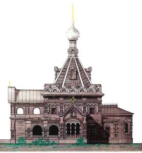 Церковь ССД