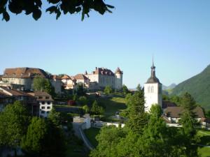 Швейцария - страна для избранных