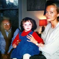 Бродский с дочерью